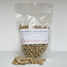 Red Raspberry Leaf Capsules